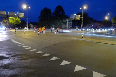 Personenunterführung Affolternstrasse, Regensdorf