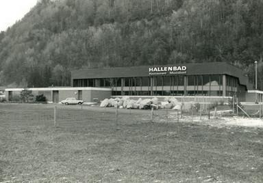 Hallenbad Moosbad, Altdorf