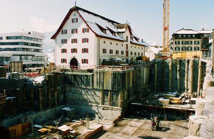 Parkhaus Hofmatt, Schwyz