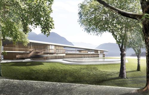 Neubau Lido Sarnen