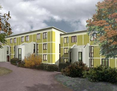 Umbau Mehrfamilienhäuser, Wallisellen