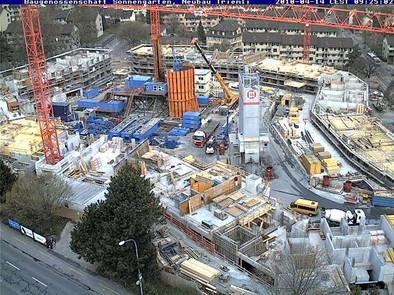 Geothermiebohrung Triemli, Zürich