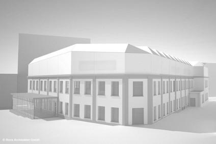 "Kultur- und Literaturzentrum ""alte Fabrik"", Rapperswil"