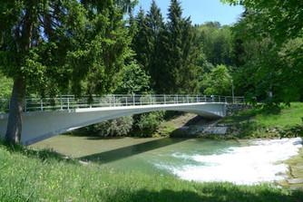 Tössbrücke Schöntal, Zell