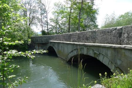 Lorzenbrücke, Maschwanden