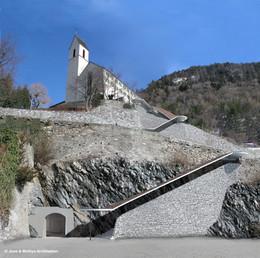 Verbindung Plessur – Halde, Chur