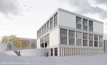 Primar- und  Sekundarschule  Belvédère Lausanne