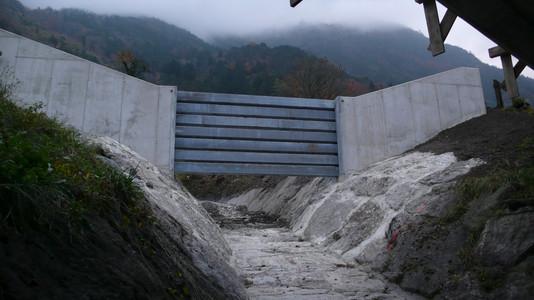 Schutzbauten gegen Naturgefahren, Gotthardlinie SBB