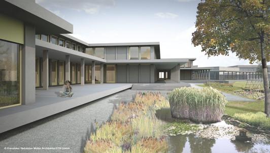 Erweiterung Kantonsschule Limmattal, Urdorf