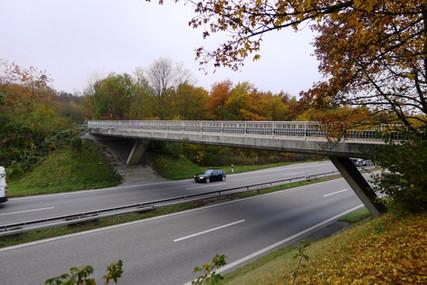 A51, Überführung Niederglatterstrasse, Bachenbülach