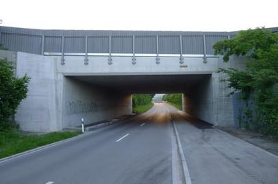 A53, Unterführung Bubikonerstrasse, Dürnten