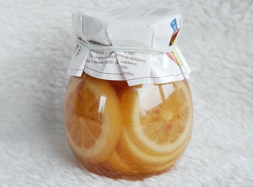 Cytrynki w syropie z rumem