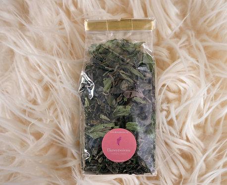 """Herbata zielona z miętą ,,Szybki metabolizm"""""""