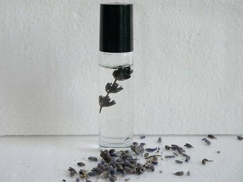 "Naturalne perfumy w olejku ,,Lawendowa obsesja"""