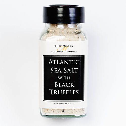 3 SALT GIFT BOX: Choose your own, incl BLACK TRUFFLE