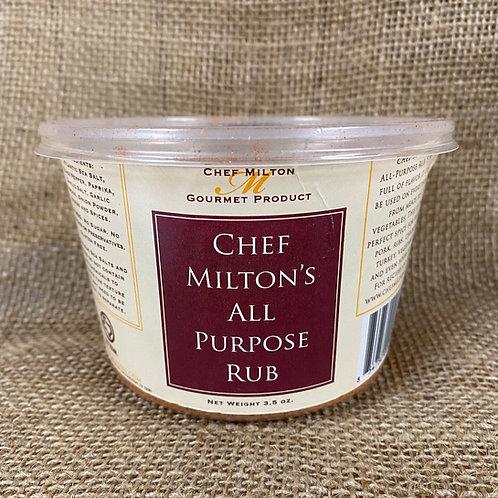 All Purpose Rub Tub