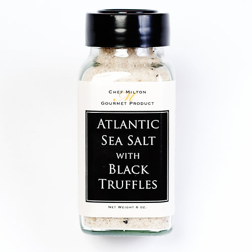 Atlantic Sea Salt with Truffles
