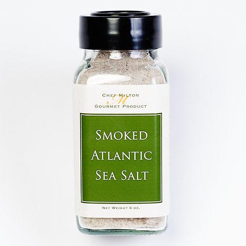 Smoked Atlantic Sea Salt