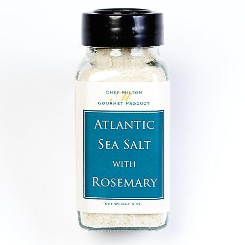 Atlantic Sea Salt with Rosemary