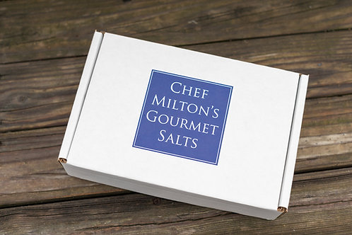 6 SALT GIFT BOX : Choose Your Own, no truffle
