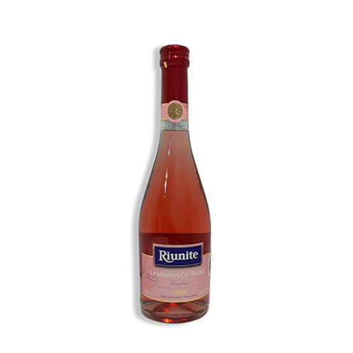 Vino Rosado Riunite lambrusco rosé 750 ml