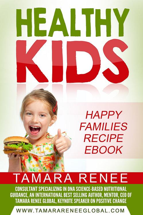 Healthy Kids e-cookbook
