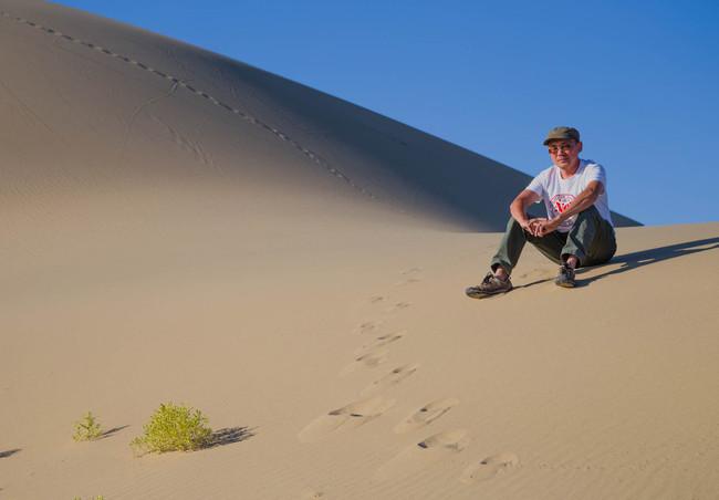 Пустыня Монгол элс.