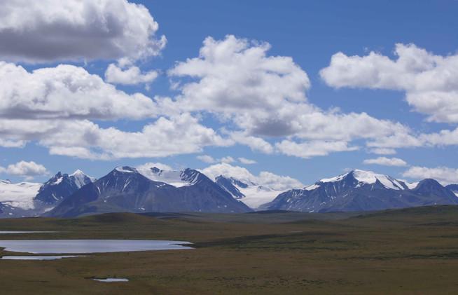 Южный Алтай.