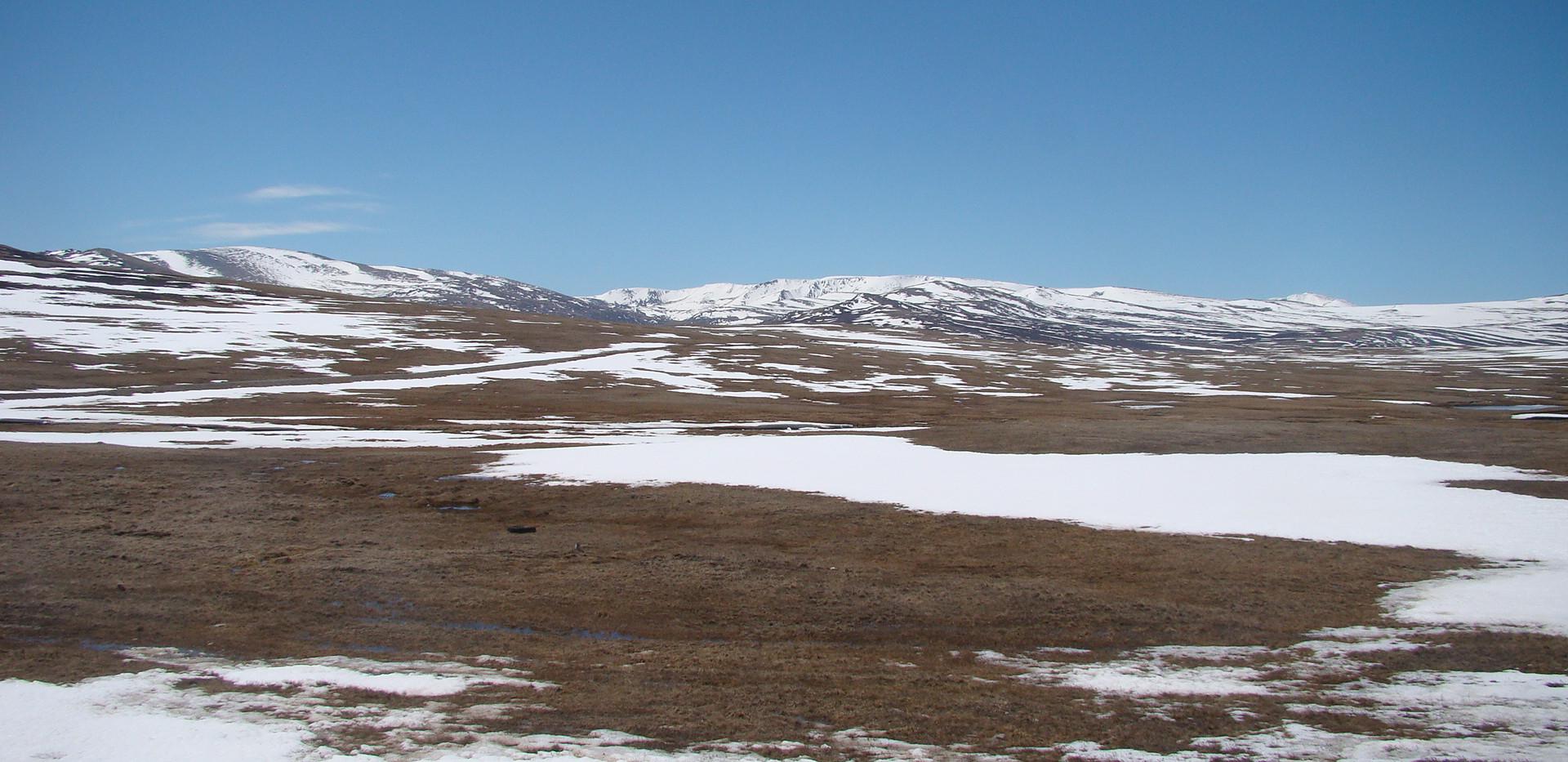 Монголия.
