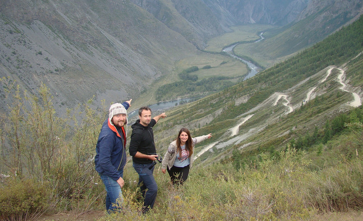 Кату Ярык. Алтай-Этнотур.