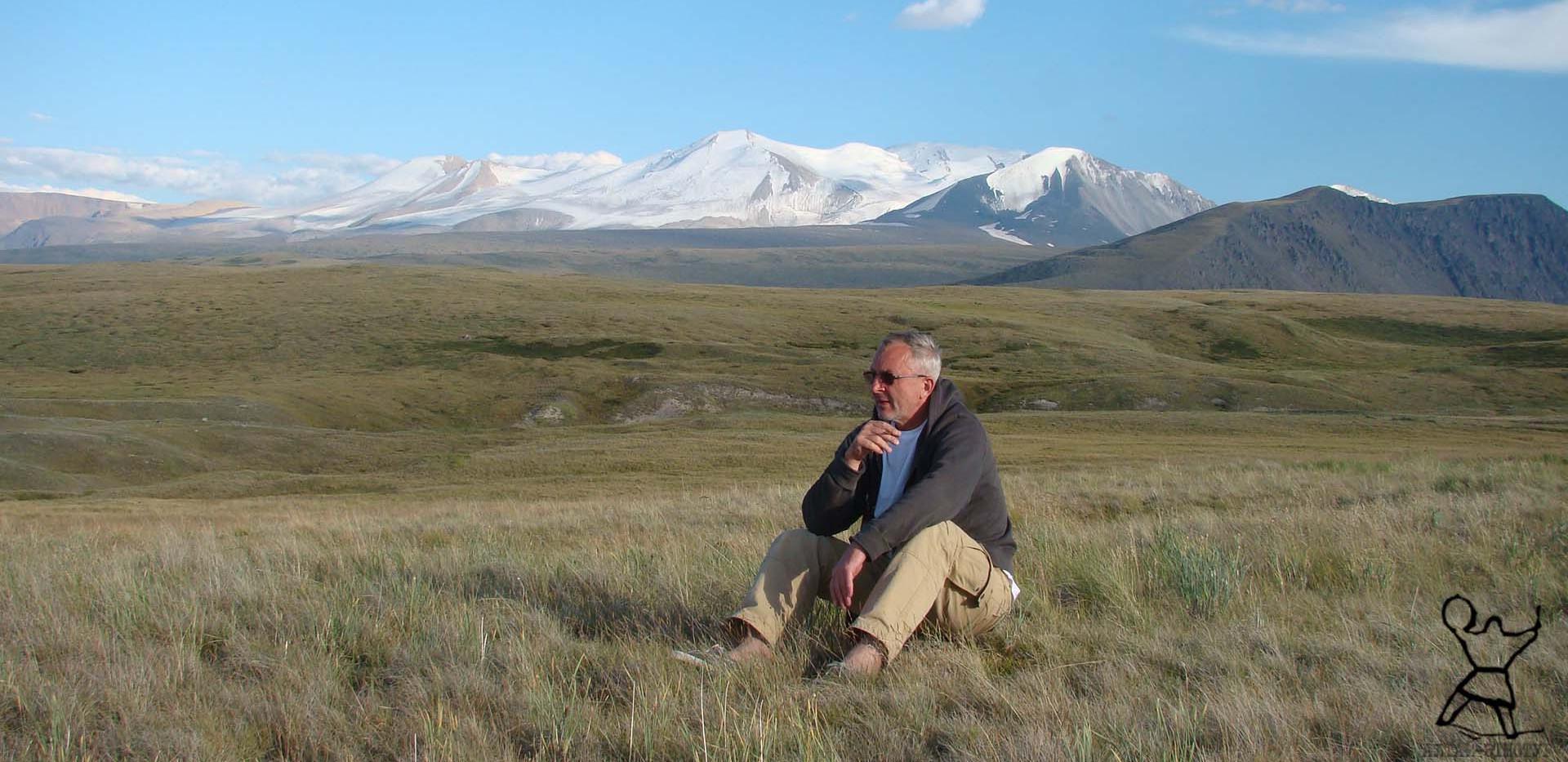 Plato Ukok. Altai.