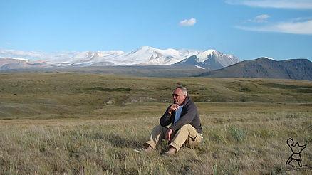 Plato Ukok. Altay.