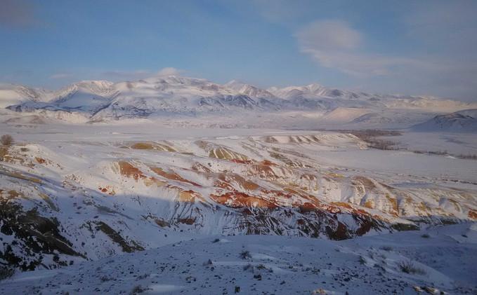 КызылЧин. Алтай-Этнотур.