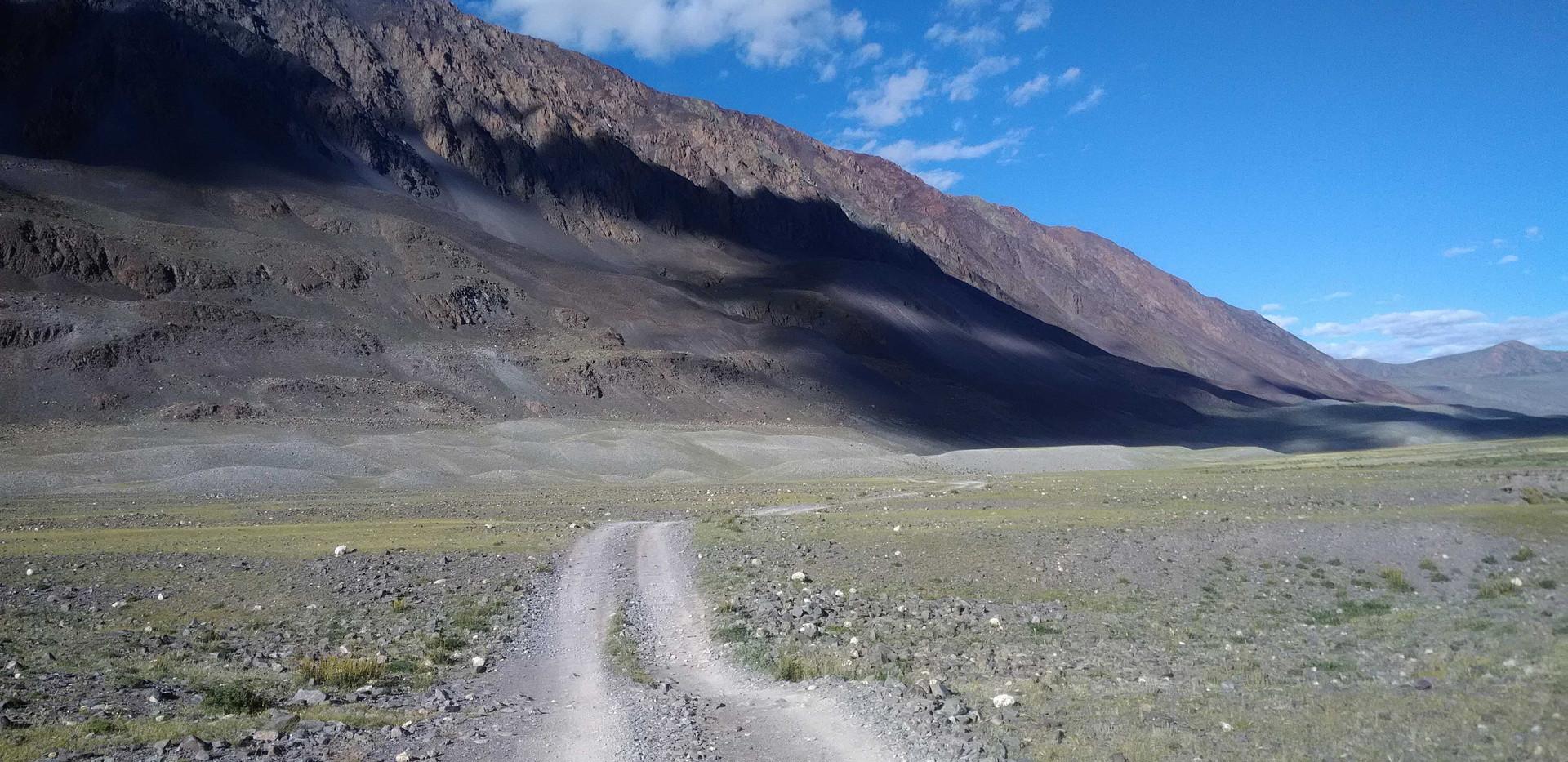 Монгольский дороги
