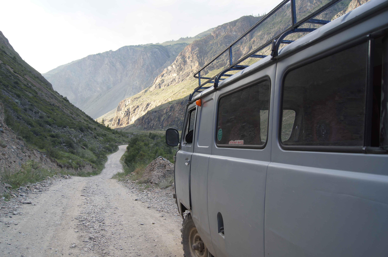 Заброски на Алтае. Алтай-этнотур.