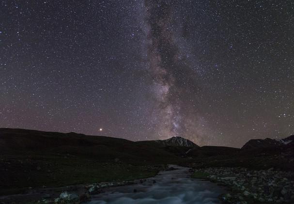 Цагаан гол. Монголия.