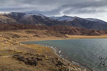 Mongolia. Tolbo nuur. Altai.