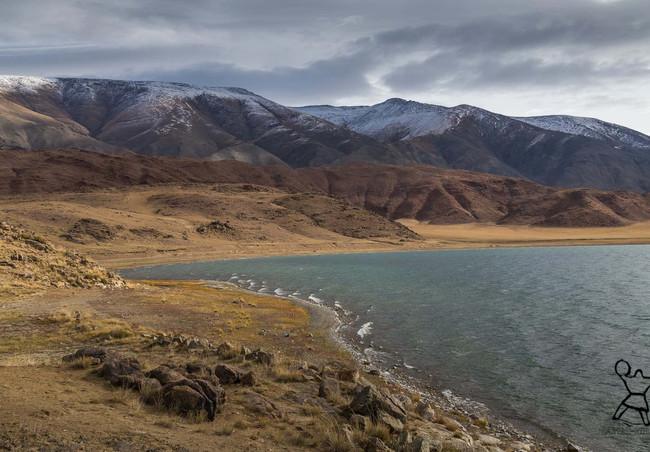 Толбо нуур. Монголия.
