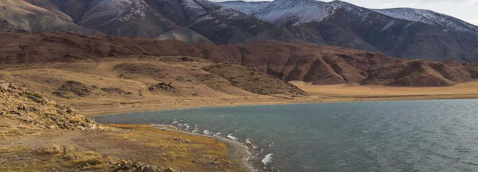Tolbo nuur. Mongolia.