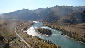 долина Чечкыш