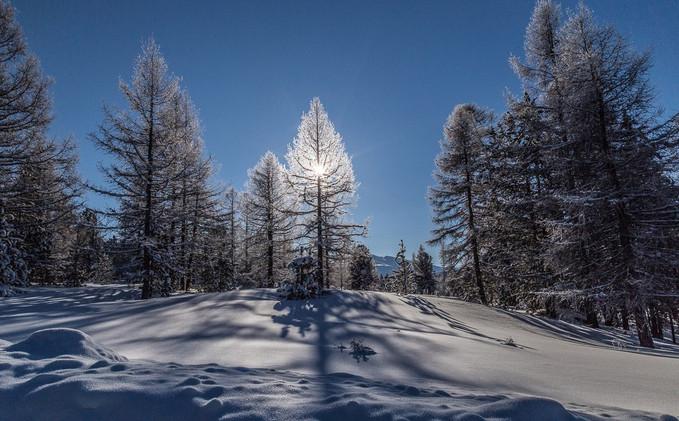 Зима. Алтай-Этнотур.