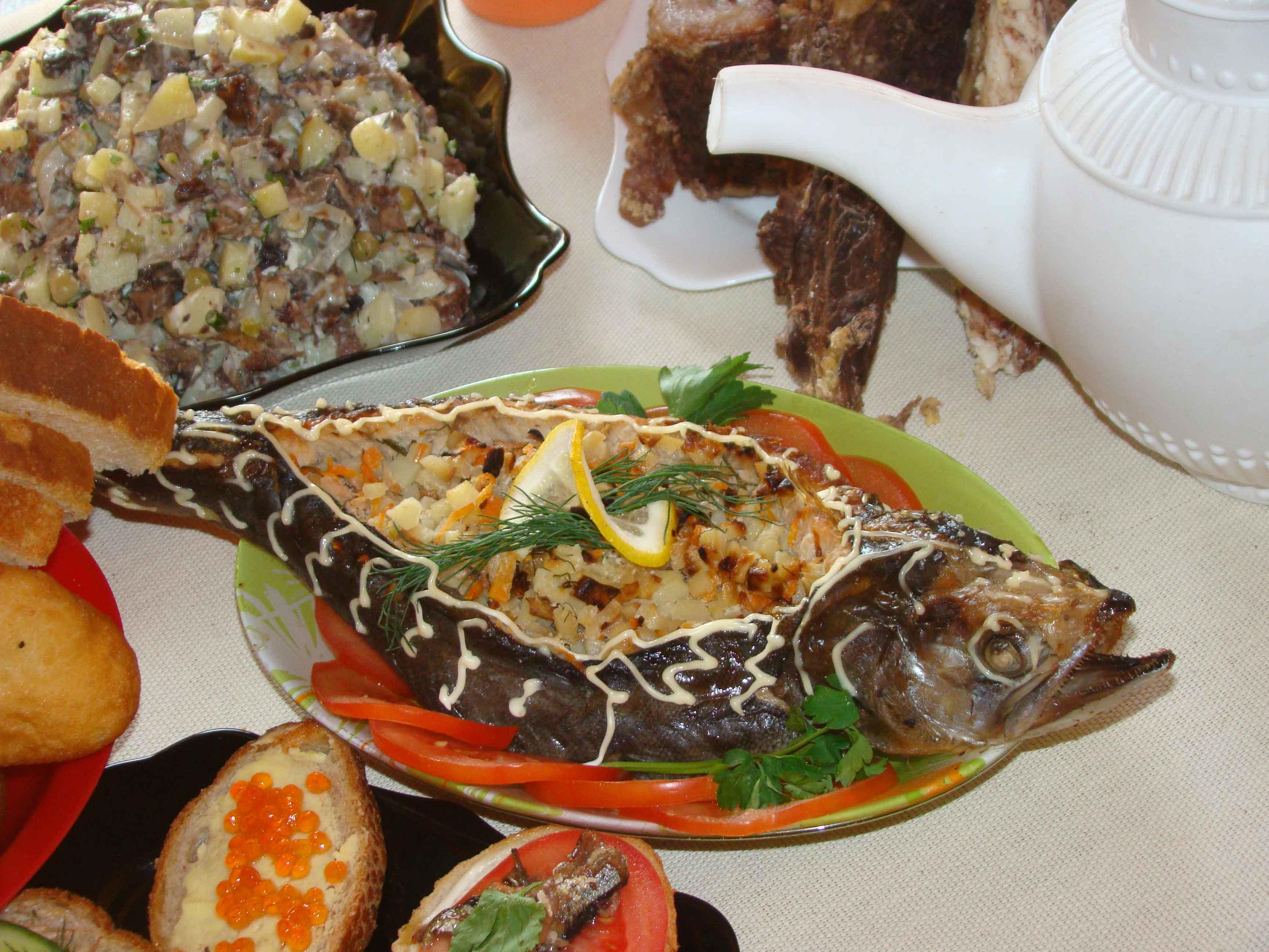 Питание в походе от Алтай-этнотур