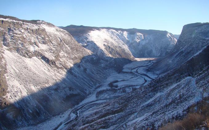 перевал КатуЯрык. Алтай-Этнотур.