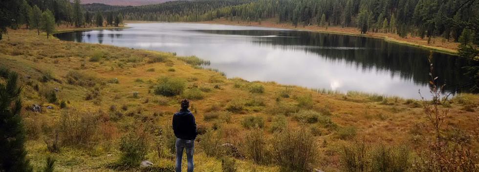 озеро Кеделю. Алтай-Этнотур.