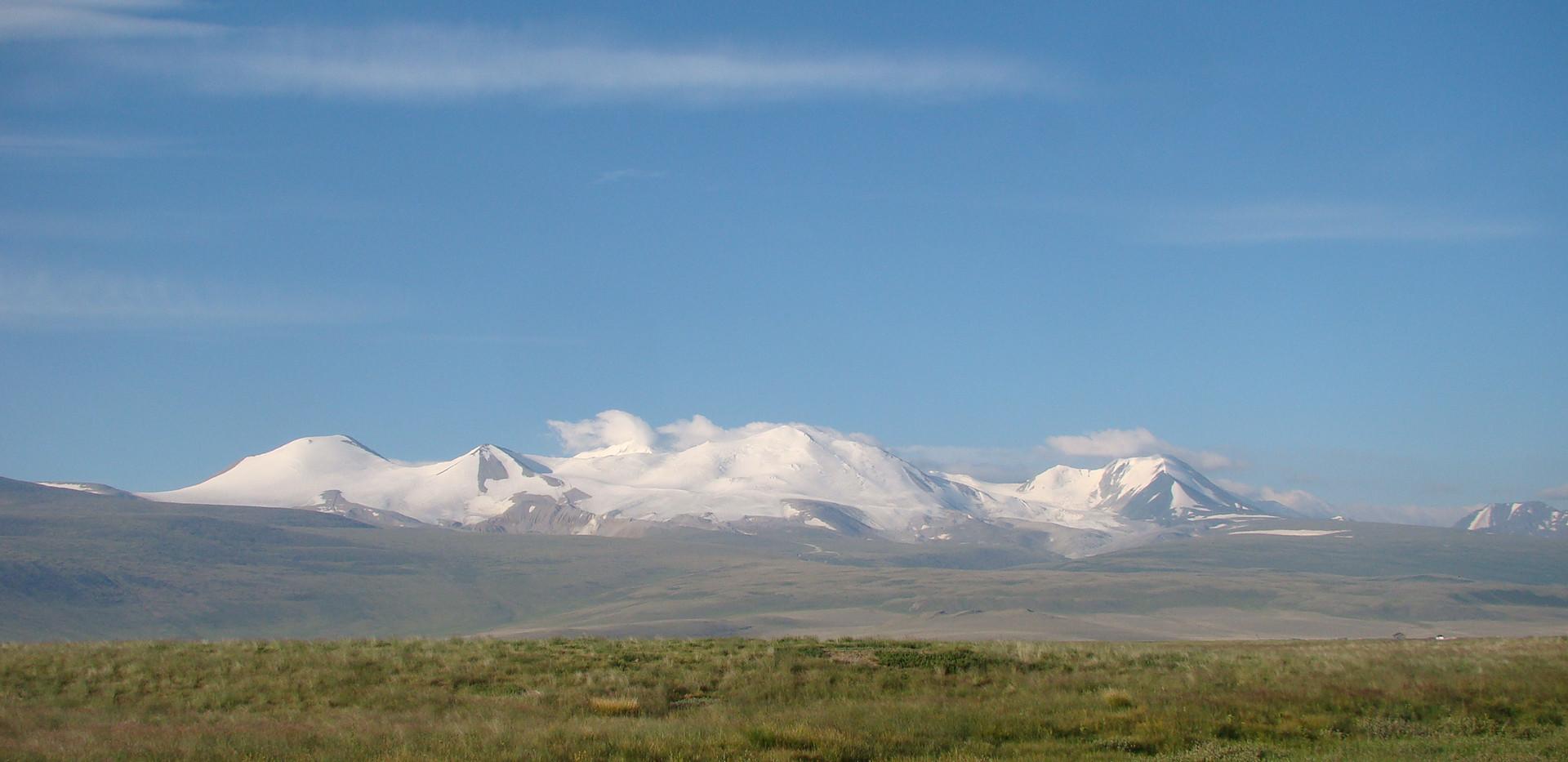 Табын-Богдо-Ола. Алтай-Этнотур.