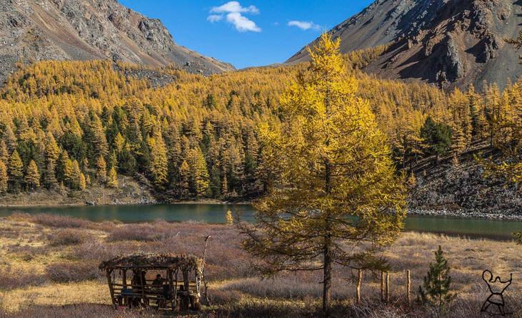 Куекатанарские озёра. Алтай-Этнотур.
