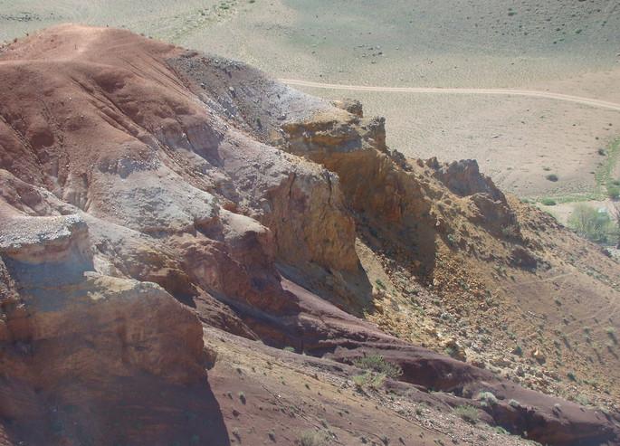 Марс. Алтай-Этнотур.