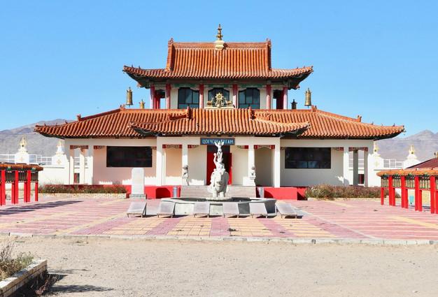 Буддийский комплекс