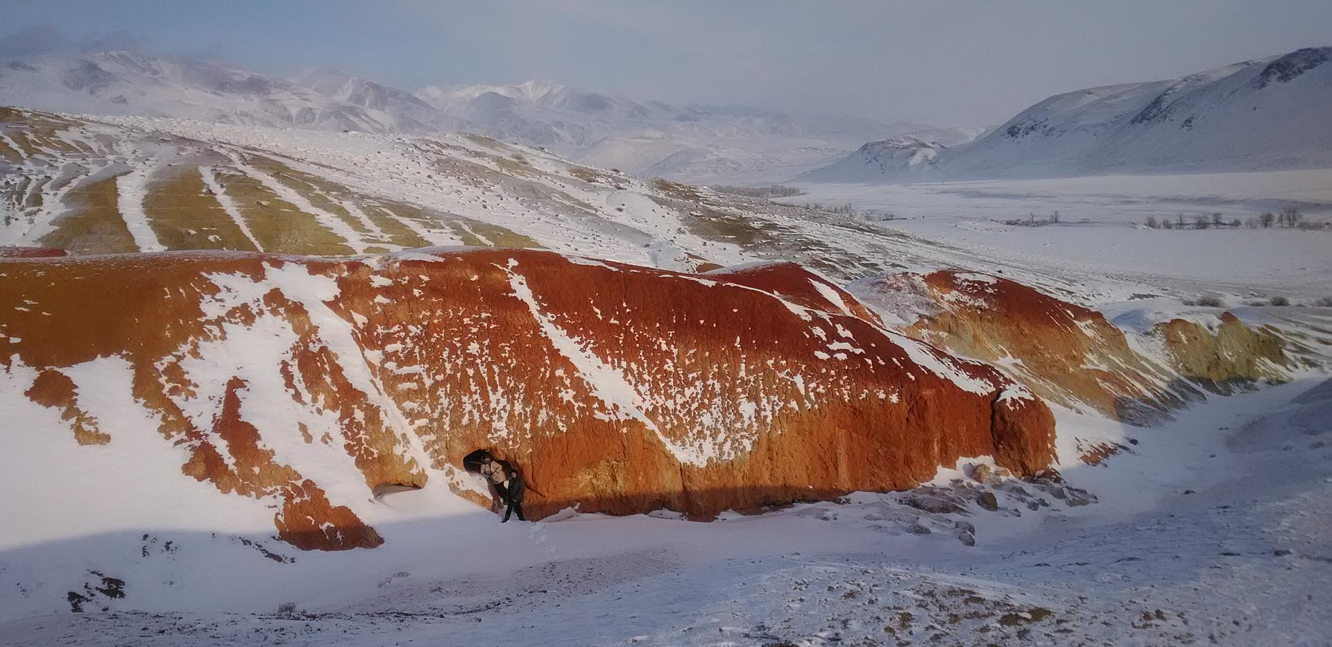 Кызыл Чин. Алтай-Этнотур.