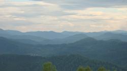 Горы Алтая.
